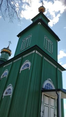 zielona cerkiew