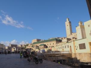 medina