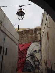 Rabat street art
