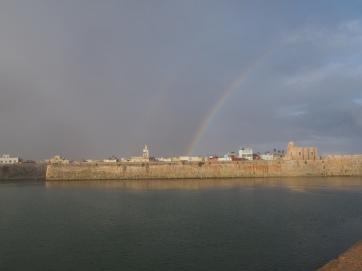 El Jadida - rainbow