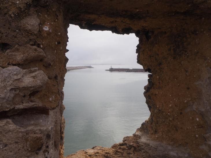 El Jadida - fortress