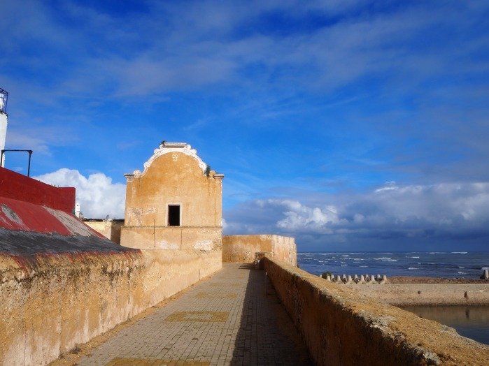 El Jadida city walls
