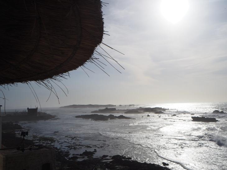 Essaouira - terrace