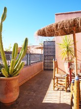 our ryiadh terrace